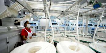 科普:基于环锭纺的数码纺纱